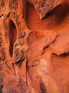 Beautiful sandstone formations, Red Rock Canyon National Conservation Area, Nevada, United States.