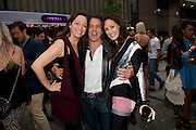 DEE MURRAY; STEPHEN WEBSTER; CLAIRE MERRY, Dirty Pretty Things - summer party. Lingerie line hosts  party celebrating its new online shop and showcasing the latest collection. The Lingerie Collective, 8 Ganton Street, Soho. London, 15 June 2011<br /> <br />  , -DO NOT ARCHIVE-© Copyright Photograph by Dafydd Jones. 248 Clapham Rd. London SW9 0PZ. Tel 0207 820 0771. www.dafjones.com.