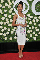 Sonequa Martin-Green arrives at the 2017 CBS Television Studios Summer Soiree TCA Party held at the CBS Studio Center – New York Street in Studio City, CA on Tuesday, August 1, 2017. (Photo By Sthanlee B. Mirador) *** Please Use Credit from Credit Field ***