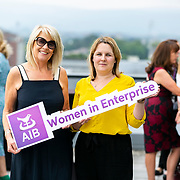 AIB - Women in Enterprise Lunch - Corporate Photography Dublin - Alan Rowlette Photography