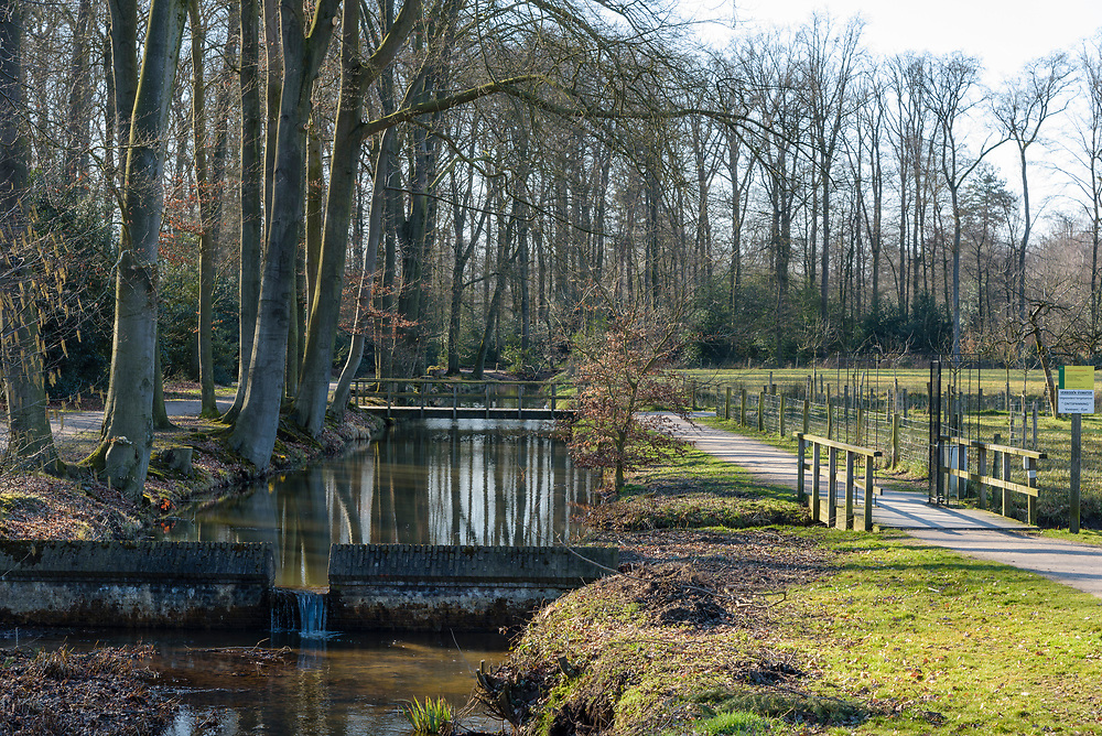 Kasteel de Cannenburgh,Vaassen, Epe, Gelderland, Netherlands