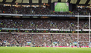 Picture by Paul Terry/Focus Images Ltd. 07545642257.17/03/12.a view of the north stand during the RBS Six nations match at Twickenham stadium, London.