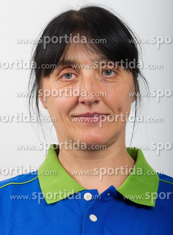 Simona Satosek of Slovenian Paralympic team for London 2012 on June 20, 2012 in Ljubljana, Slovenia. (Photo by Vid Ponikvar / Sportida.com)