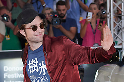 Robert Pattinson is seen arriving at Maria Cristina Hotel during 66th San Sebastian Film Festival on September 26, 2018 in San Sebastian, Spain. 26 Sep 2018 Pictured: Robert Pattinson. Photo credit: MEGA TheMegaAgency.com +1 888 505 6342