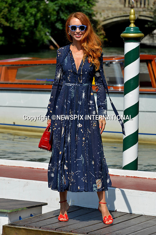 05.09.2015; Venezia, Italy: YVONNE SCIU<br /> at the 72nd Venice International Film Festival.<br /> Mandatory Credit Photo: &copy;NEWSPIX INTERNATIONAL<br /> <br /> **ALL FEES PAYABLE TO: &quot;NEWSPIX INTERNATIONAL&quot;**<br /> <br /> PHOTO CREDIT MANDATORY!!: NEWSPIX INTERNATIONAL(Failure to credit will incur a surcharge of 100% of reproduction fees)<br /> <br /> IMMEDIATE CONFIRMATION OF USAGE REQUIRED:<br /> Newspix International, 31 Chinnery Hill, Bishop's Stortford, ENGLAND CM23 3PS<br /> Tel:+441279 324672  ; Fax: +441279656877<br /> Mobile:  0777568 1153<br /> e-mail: info@newspixinternational.co.uk
