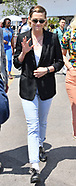 Kristen Stewart Out & About In Cannes