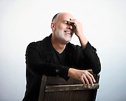 Marc Cohn poses for a portrait in Manhattan, NY, USA on 18 February 2016.