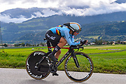 Shari Bossuyt (Belgium) during the 2018 UCI Road World Championships, Women Juniors Individual Time Trial 20 km on September 24, 2018 in Innsbruck, Austria - Photo Dario Belingheri / BettiniPhoto / ProSportsImages / DPPI