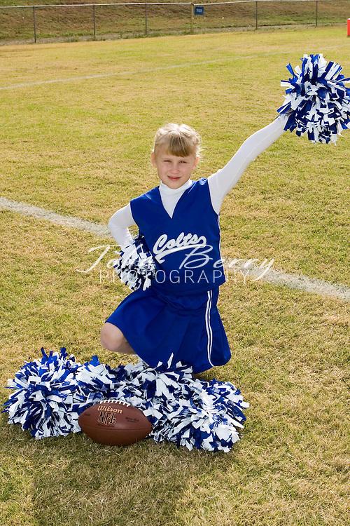 Madison Parks and Rec Football..Raiders vs Colts..Raiders Team & Individual..November 5, 2005..
