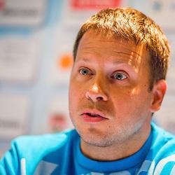 20160817: SLO, Handball - Press conference of RK Krim Mercator before season 2016/17