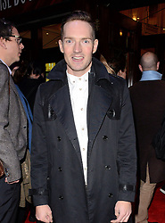 Dan Gillespie-Sells attends White Christmas Press Night at The Dominion Theatre, Tottenham Court Road, London on Wednesday 12 November 2014