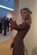 EVA HERZIGOVA, The Neo Romantic Art Gala in aid of the NSPCC. Masterpiece. Chelsea. London.  30 June 2015