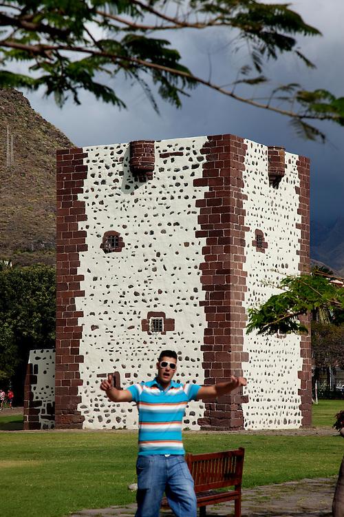 Torre del Conde, San Sebastian, La Gomera, Tenerife.