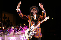 Nile Rodgers Perfroms at the Nordoff Robbins Carol Service