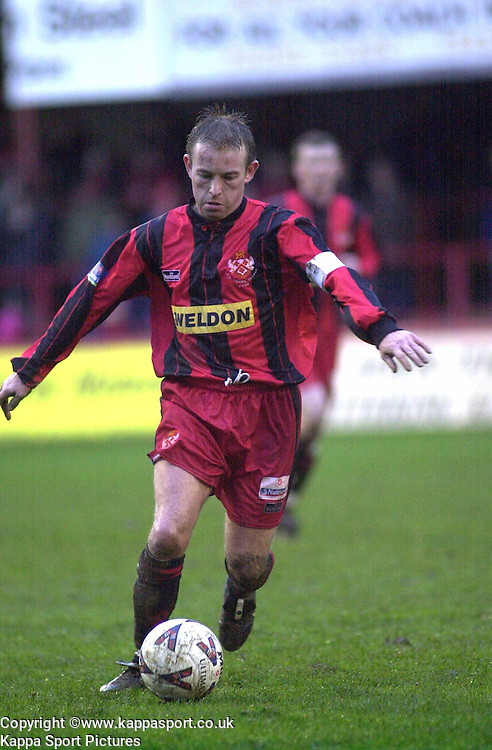 PHIL BROWN, KETTERING TOWN, Kettering Town v Northwich Victoria, Rockingham Road, 11th November 2000