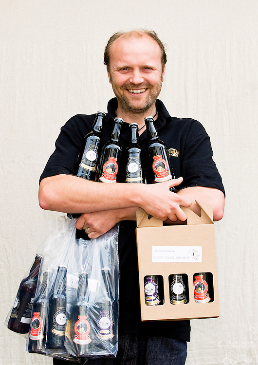 "Oswestry food and Drink festival 2009..Producer portraits...Image use must be credited  ""Stonehouse Photographic"""