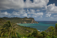 Dennery Bay on the East Coast of St Lucia, The Windward Islands, The<br /> Caribbean
