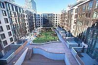 Courtyard at 429 Kent Avenue