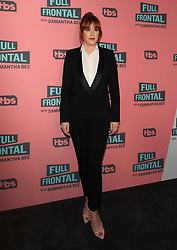 "Molly Ringwald at the TBS Television Network For Your Consideration Event for ""Full Frontal With Samantha Bee"" held at the Writers Guild Theater in Beverly Hills."