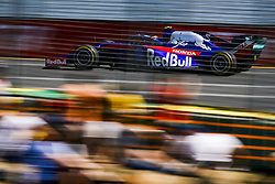 March 15, 2019 - Melbourne, Australia - Motorsports: FIA Formula One World Championship 2019, Grand Prix of Australia, ..#23 Alexander Albon (THA, Red Bull Toro Rosso Honda) (Credit Image: © Hoch Zwei via ZUMA Wire)