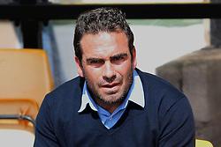 Port Vale manager Bruno Ribeiro - Mandatory by-line: Matt McNulty/JMP - 30/07/2016 - FOOTBALL - Vale Park - Stoke on Trent, England - Port Vale v Manchester United - Pre-season friendly