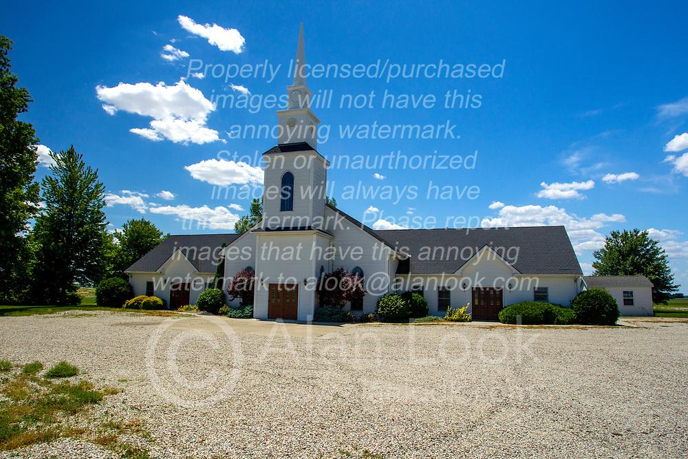 Ebenezer Church, Rural McLean Illinois.