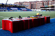A general view of Cardiff Arms Park, home of Cardiff Blues<br /> <br /> Photographer Simon King/Replay Images<br /> <br /> Guinness PRO14 Round 9 - Cardiff Blues v Dragons - Thursday 26th December 2019 - Cardiff Arms Park - Cardiff<br /> <br /> World Copyright © Replay Images . All rights reserved. info@replayimages.co.uk - http://replayimages.co.uk