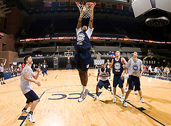 C/F Jeremy Tyler (San Diego, CA / San Diego High).  The NBA Player's Association held their annual Top 100 basketball camp at the John Paul Jones Arena on the Grounds of the University of Virginia in Charlottesville, VA on June 19, 2008