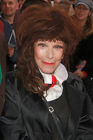 Fenella Fielding, Just Jim Dale - Press Night, Vaudeville Theatre, London UK, 28 May 2015, Photo by Brett D. Cove