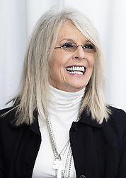 May 8, 2018 - Hollywood, California, U.S. - Actress DIANE KEATON promotes the movie 'Book Club in Hollywood. (Credit Image: © Armando Gallo/ZUMA Studio)