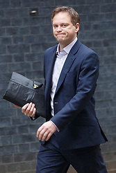 © licensed to London News Pictures. London, UK 21/01/2014. Conservative Chairman, Grant Shapps attending to a cabinet meeting on Downing Street on Tuesday, 21 January 2014. Photo credit: Tolga Akmen/LNP
