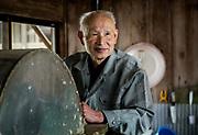Mr Ichibei Iwano - Master Paper Maker