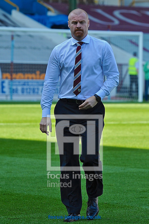 Picture by Ian Wadkins/Focus Images Ltd +44 7877 568959<br /> 28/09/2013<br /> Burnley manager Sean Dyche ahead of the Sky Bet Championship match at Turf Moor, Burnley.