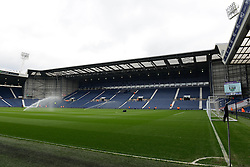 A general view of The Hawthorns ahead of the game against Queens Park Rangers - Photo mandatory by-line: Dougie Allward/JMP - Mobile: 07966 386802 - 04/04/2015 - SPORT - Football - West Bromwich - The Hawthorns - West Bromwich Albion v QPR - Barclays Premier League