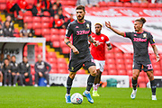 Leeds United midfielder Mateusz Klich (43) during the EFL Sky Bet Championship match between Barnsley and Leeds United at Oakwell, Barnsley, England on 15 September 2019.