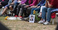 Christchurch-Fourth anniversary of Christchurch earthquake memorial service