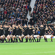 Londra 04/11/2017 Twickenham<br />