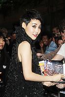 Rinko Kikuchi, Pacific Rim European Film Premiere, BFI IMAX Waterloo, London UK, 04 July 2013, (Photo by Richard Goldschmidt)