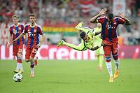 Fotball<br /> Tyskland<br /> 12.05.2015<br /> Foto: Witters/Digitalsport<br /> NORWAY ONLY<br /> <br /> v.l. Neymar, Jerome Boateng (Bayern)<br /> <br /> Fussball, Champions League, Halbfinale Rueckspiel, FC Bayern München - FC Barcelona