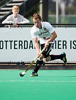 ROTTERDAM - Yannick Lubbe (A'dam)  bij de finale Rotterdam-Amsterdam van de ABN AMRO cup 2017 . COPYRIGHT KOEN SUYK
