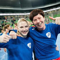 20131116: SLO, Handball - EHF Women's Champions League, RK Krim Mercator vs HC Leipzig