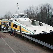 1e Proefvaart veer Huizen - Almere