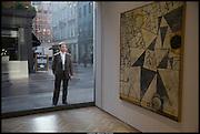 CHRISTIAN LEVETT, Exhibition of work by Matthew Burrows. Vigo Gallery, Dering St. London. 12 March 2014.