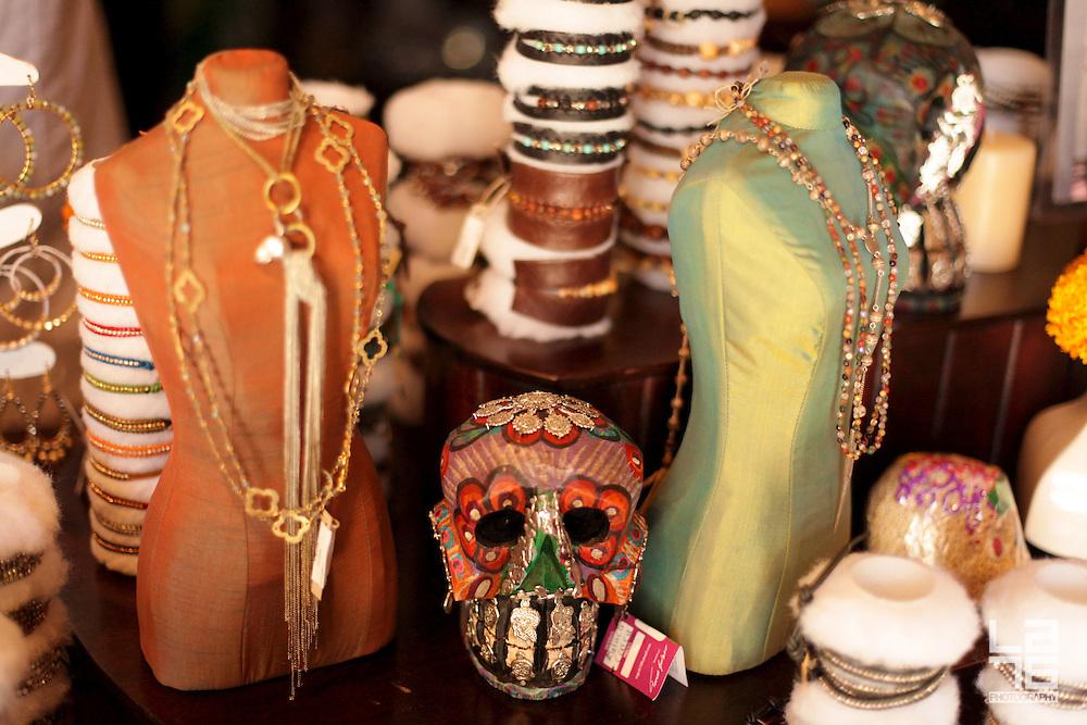 Jewelry designer Chan Luu's Trunk Show at Capella Pedregal, November 1st-3rd, 2012