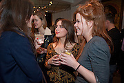ZOE SHEPHERD; FLORA PARKINSON; EMMA BURRETT, The Volunteer, A fundraiser for a school project in Uganda. The Henry Von Straubenzee Memorial Fund, <br /> Few And Far, 242 Brompton Road, London SW3, 11 February 2010.