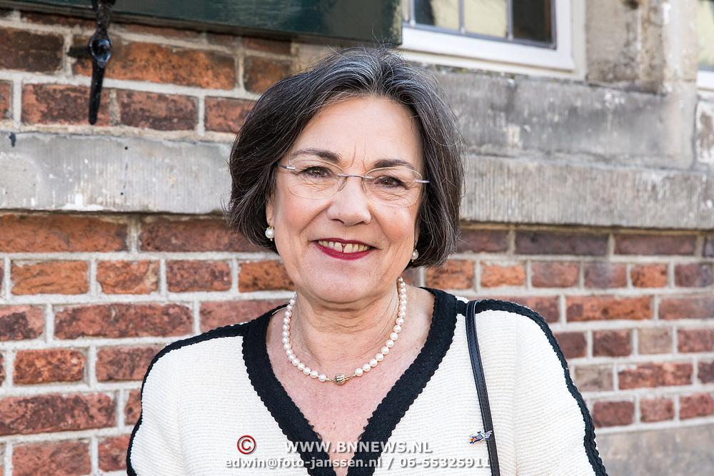 NLD/Naarden/20190419 - Matthaus-Passion in de grote kerk van Naarden, Gerdi Verbeet