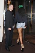 28.AUGUST.2012. LONDON<br /> <br /> RIHANNA ARRIVING BACK AT HER HOTEL AFTER A LATE NIGHT MEETING AT RIVER ISLAND HEAD OFFICE.<br /> <br /> BYLINE: EDBIMAGEARCHIVE.COM<br /> <br /> *THIS IMAGE IS STRICTLY FOR UK NEWSPAPERS AND MAGAZINES ONLY*<br /> *FOR WORLD WIDE SALES AND WEB USE PLEASE CONTACT EDBIMAGEARCHIVE - 0208 954 5968*  *** Local Caption ***