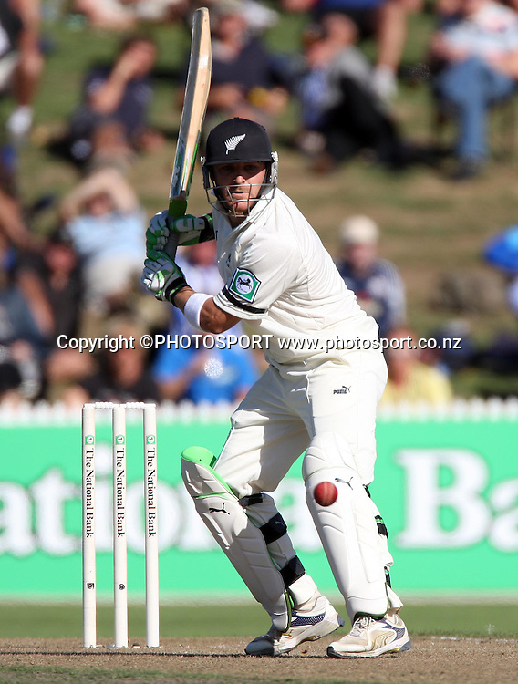 NZ batsman Brendon McCullum.<br />