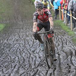 03-11-2019: Cycling: Superprestige Veldrijden: Ruddervoorde<br />Laurens Sweeck