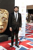 LONDON - MAY 27: Kayvan Novak attends the Arqiva British Academy Television Awards at the Royal Festival Hall, London, UK. May 27, 2012. (Photo by Richard Goldschmidt)
